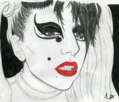 Government hooker - Lady Gaga by angeltelimi23
