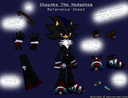 Old Shaynke Reference by SanctifiedVengeance