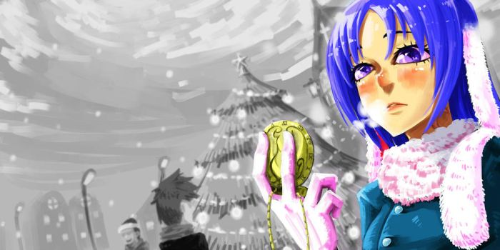 Christmas Time....stop? by Tostantan