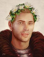 Cullen With Ardent Blossom by slugette