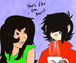 Tea For Anon by SupaLexi