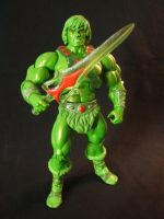 MOTUC custm Slime Pit He-Man 2 by masterenglish