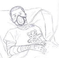 get well soon by Renegad3Spectre