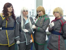 Dark Kingdom Lords Naka-Kon 2014 by MissLink8908-Photos