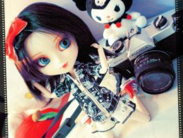 Pullip Life by crimsonfaded