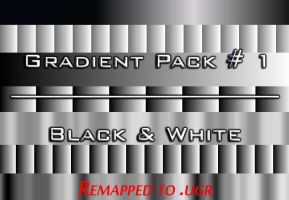 Apophysis Black And White Gradient Pack 1 Remapped by f--l--A--r--k