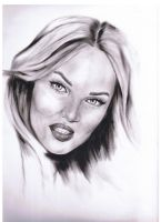 Candice Swanepole by Cocolie