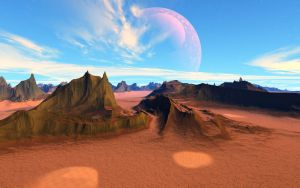 MojoWorld 26 by cjlou-the-bejeweler