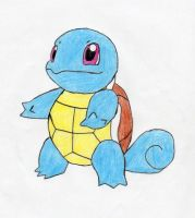 Squirtle by KRd1st