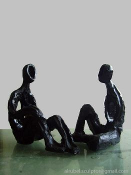 Two Figure 1 by Alrubel