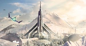 Polar Colony by Androgs