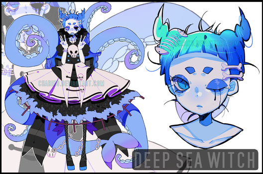 SEA WITCH AUCTION . OPEN by CHARIKO