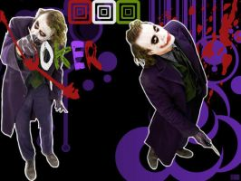 Joker Wallpaper 2 by Jackolyn
