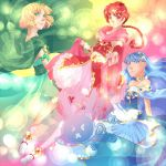Magic Knight Rayearth by rika-dono