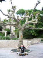 Yeesha cosplay - the Tree by laughingpineapple