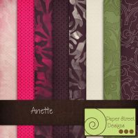 Anette-paper street designs by paperstreetdesigns