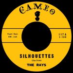 'Silhouettes' by The Rays 1957 by slr1238