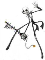 Heartblade Jack Skellington by jameson9101322