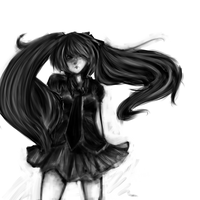 MikuDoodleee by Truliz