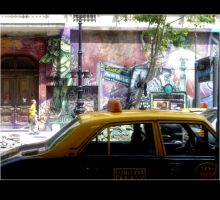 Buenos Aires Life I by forbidden-beauty