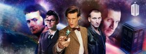 Banner Doctor Who by Sieg-Phantomhive