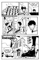 The Escape Key P.1 Layouts by Daystorm
