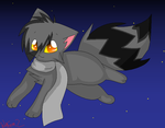 Black the Kitty-for Black1998- by Wolfeon2
