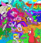 My Little Wacky Pony: Madness is magic by seriousdog