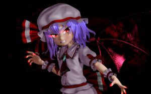Remilia is Pissed by Primantis