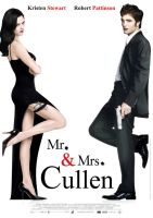 Mr. and Mrs. Cullen by nackmu
