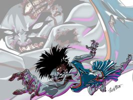 Zombie_Cheerleader_Wallpaper1a by SEspider