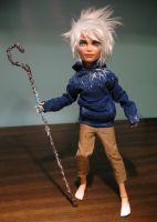 Jack Frost Monster High Custom by JenKristo