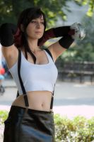 Tifa Lockhart from Final Fantasy VII by SzuPhotography