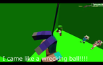 Wrecking ball (Daithi De Nogla) by 200shadowfan