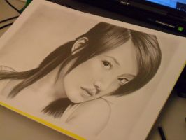 Zhao Wei by solidx86