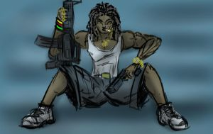 RASTA by MortarPsycho