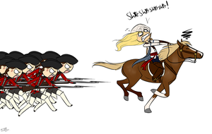 RUN RUN AS FAST AS YOU CAN - AC3 Shenanigans by 11IceDragon11