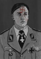Hans Landa Inglourious basterds by TylerChampion