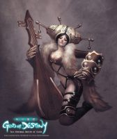 G.O.D Lady wang by casimir0304