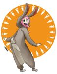 What should shy wear: BUNNY ONESIE by kprovido