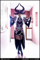 The Dark Sovereign by Kinpatsu-Cosplay