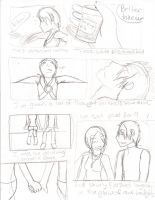 """""""There Is"""" Rough page 1 by Ryoko-Shonen"""
