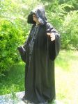 Skyrim Robe Front by WillowForrestall