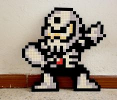 LEGO: Skull man by Meufer