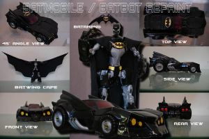 Batbot-mobile repaint by advs14u2nv