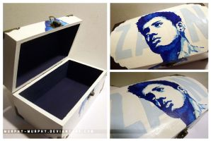 Zayn Malik Keepsake Box by Murphy-Murphy