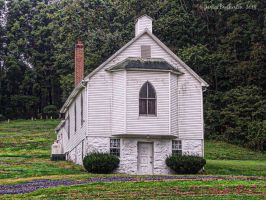 Church Up The Hill by jim88bro
