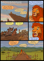 The First King, page 84 by HydraCarina