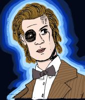 The Doctor, now in Technicolour by sarahbevan11