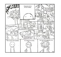 Monster by Forcuera
